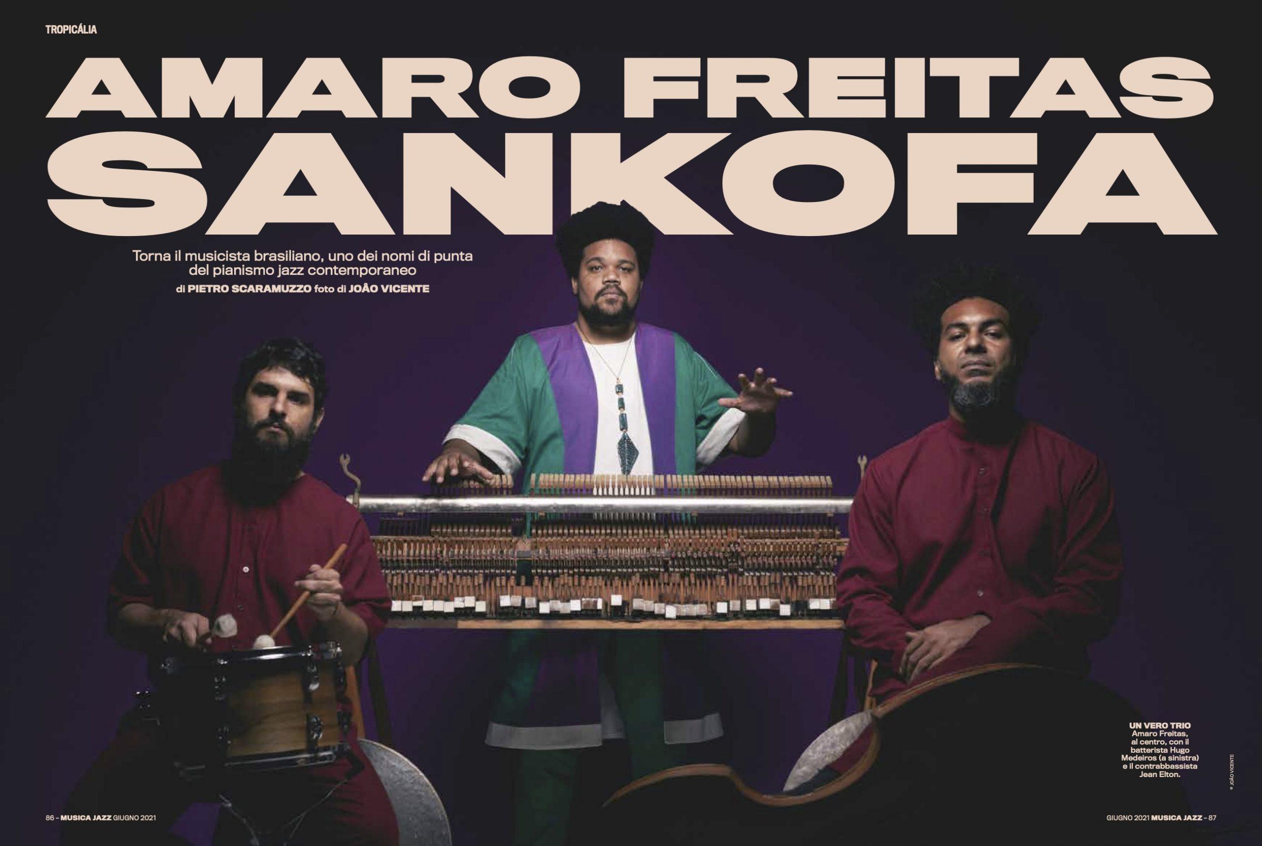 Amaro Freitas